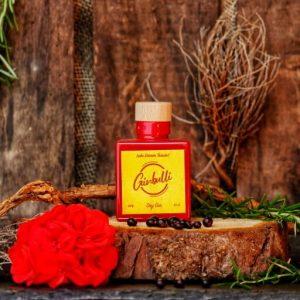 Ginbulli Dry Gin – Gold