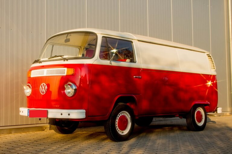 VW Bulli Oldtimer mieten