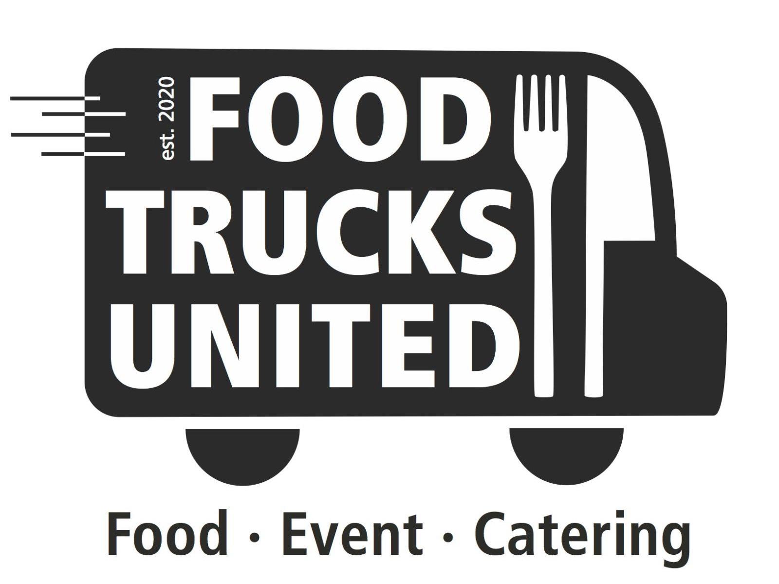 Food Trucks United Logo Bulliworks