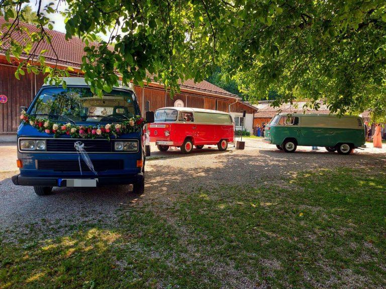 VW Bulli Oldtimer Event