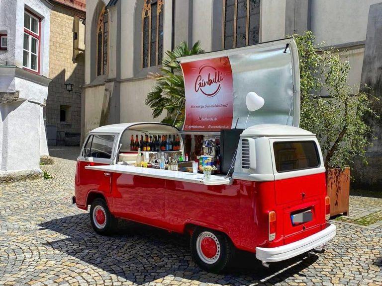 VW Bulli Umbau Bar