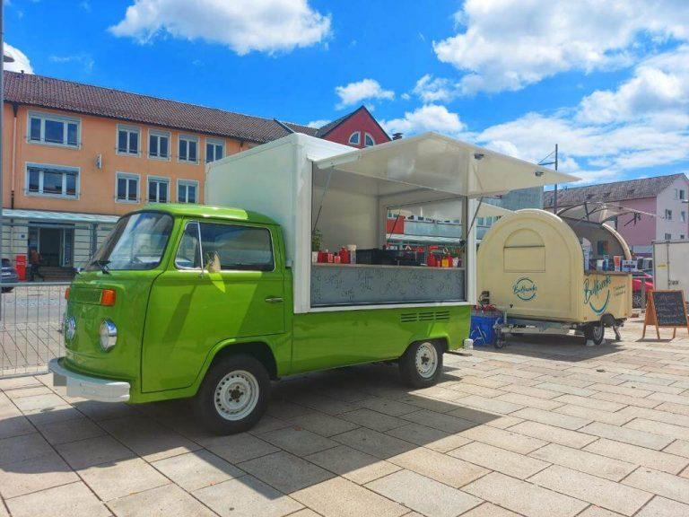 VW Bulli Umbau Foodtruck