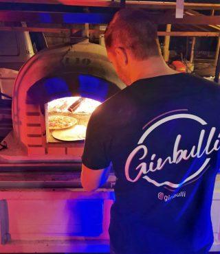 Was für ein Event 🤩 ein wohl unvergesslicher Abend! #danke #power #event #food #pizza #flammkuchen #ginbulli #holzofen #feuer #geburtstag #happybirthday #teamwork #team #drinks #beer #steinofen #spassbeiderarbeit