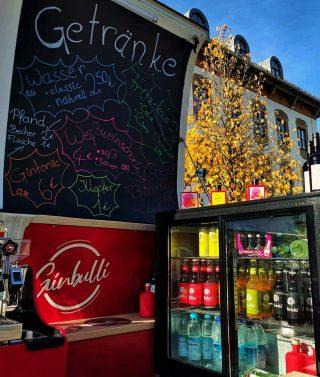 #barbulli #drinks #ginbulli #fritzcola #coffee #coffeelover #gintonic #gin #lebedeinentraum #bulli #t2 #bar #ecm #allezusammen #traum #supportyourlocal